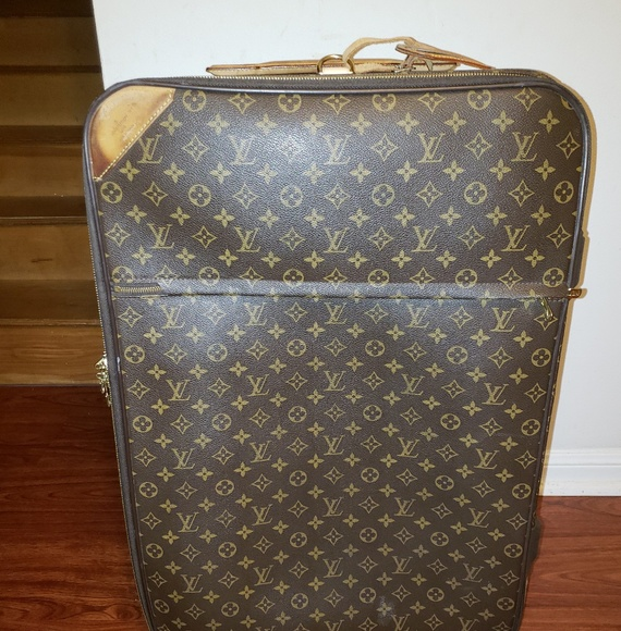dfc607a8c Louis Vuitton Bags | Sold On Ebay Authentic Lv Pegase 70 Vintage ...